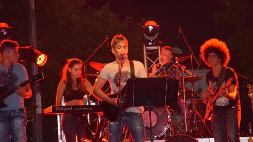 Ωδείο Πύλου - Μουσική - Μαύρα Κύματα - Live Παπακωνσταντίνου - Θηβαίος