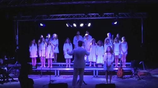 Ωδείο Πύλου - Μουσική Πύλος - Χoρωδία Santarosa