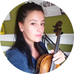 Ωδείο Πύλου - Καθηγήτρια Μουσικής - Χριστίνα Σιδηροπούλου