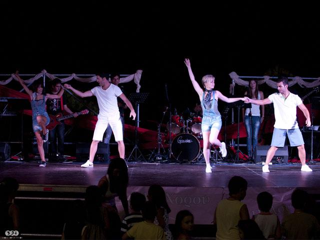 Σχολή Χορού Πύλου - Σύγχρονος χορός Πύλος