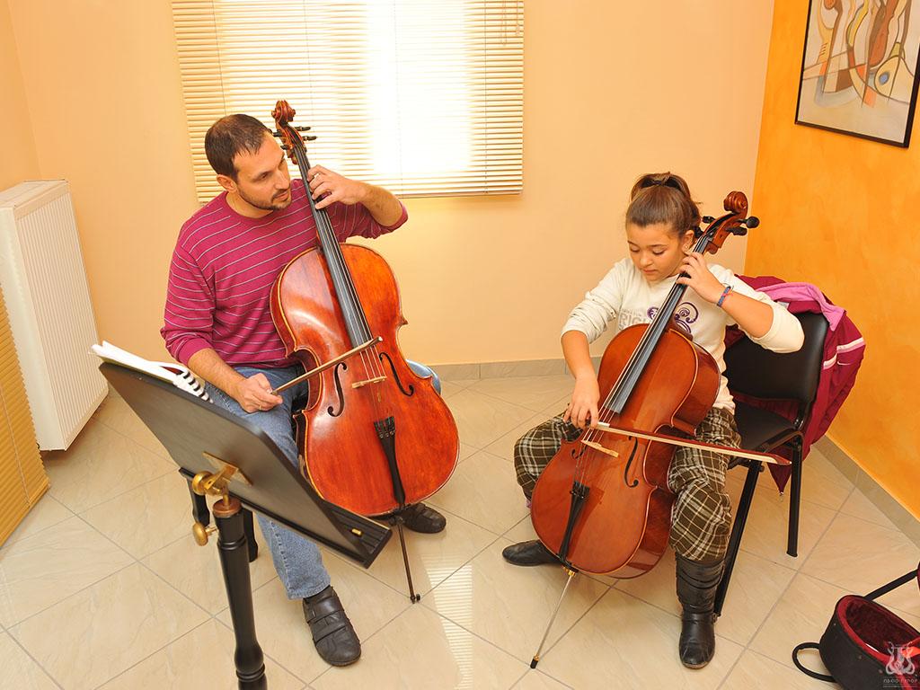 Ωδείο Πύλου - Σπουδές κλασική μουσική - Πύλος