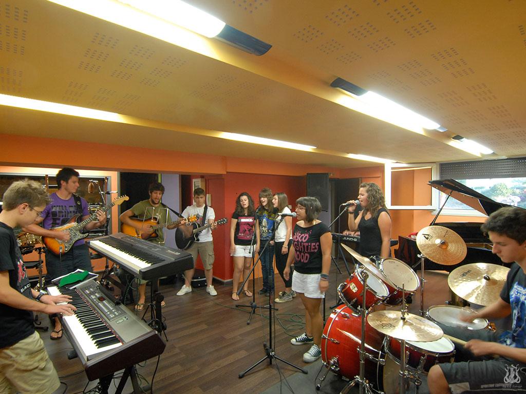 Ωδείο Πύλου - Σπουδές μοντέρνας μουσικής - Rock Πύλος