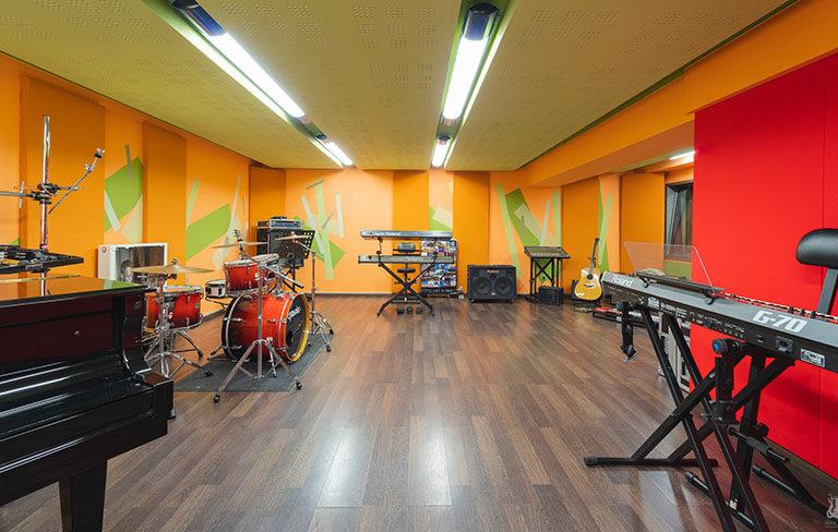 Ωδείο Πύλου - Σπουδές μουσική Πύλος - Εξοπλισμός