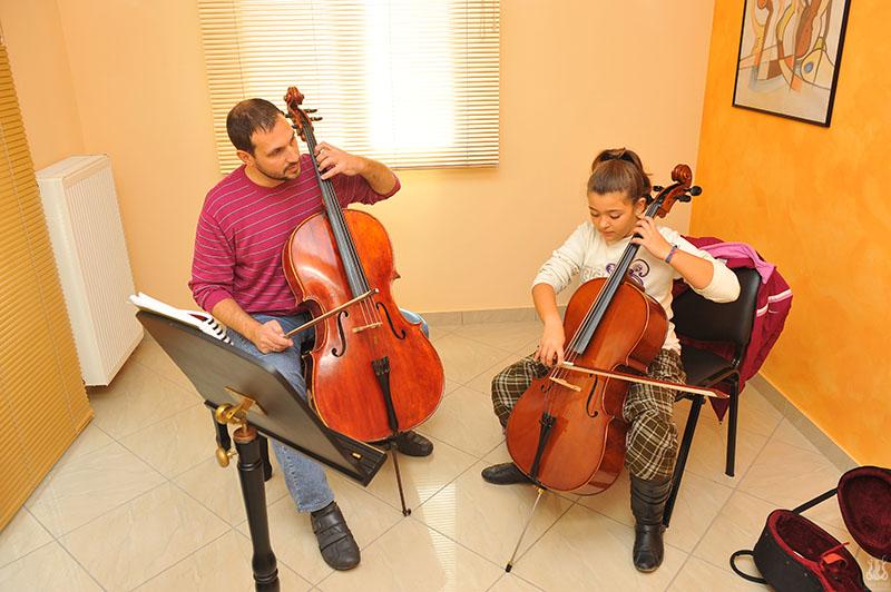 Ωδείο Πύλου - Σπουδές μουσική Πύλος - Μάθημα