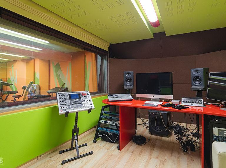 Ωδείο Πύλου - Σπουδές μουσική Πύλος - Studio
