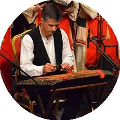 Ωδείο Πύλου - Χρήστος Λαδάς - Καθηγητής Παραδοσιακής Μουσικής