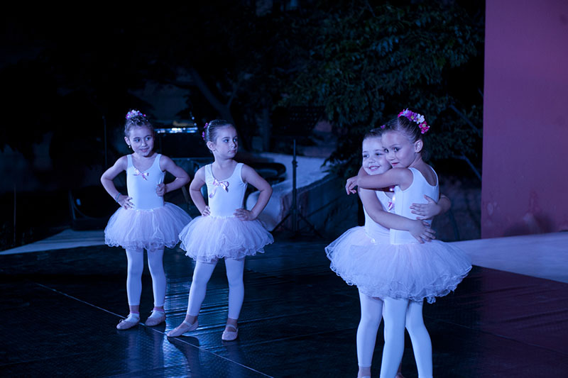 Σχολή Χορού Πύλου - Παράσταση