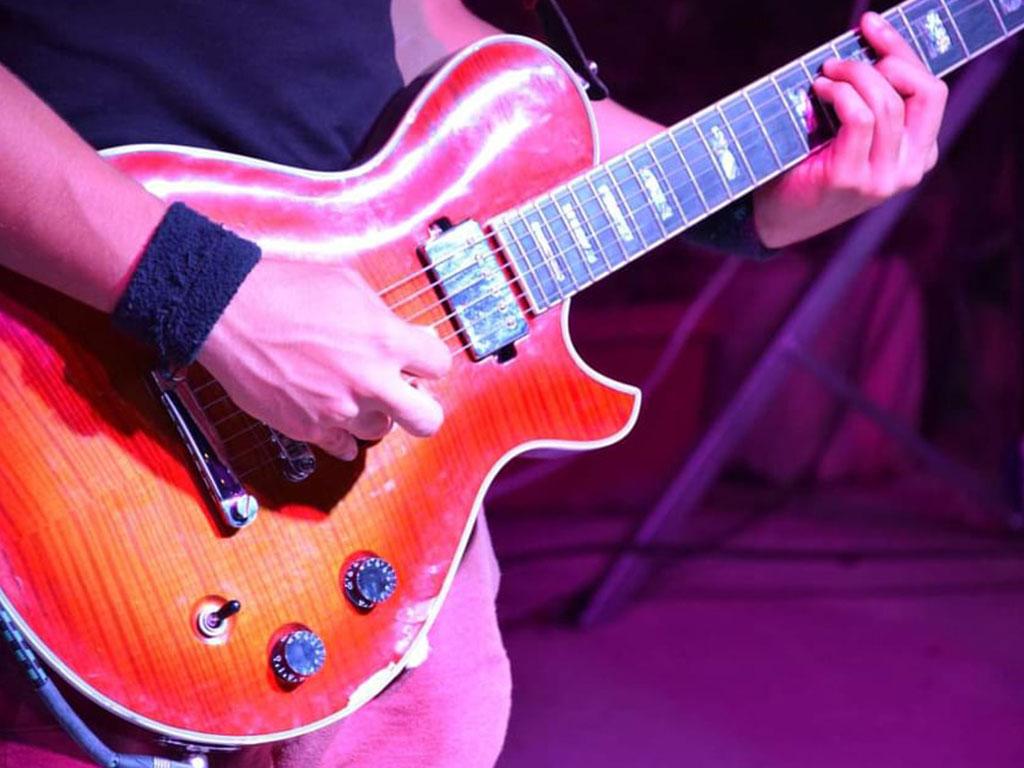 Ωδείο Πύλου - Τμήμα μοντέρνας μουσικής - Ηλεκτρική κιθάρα 2