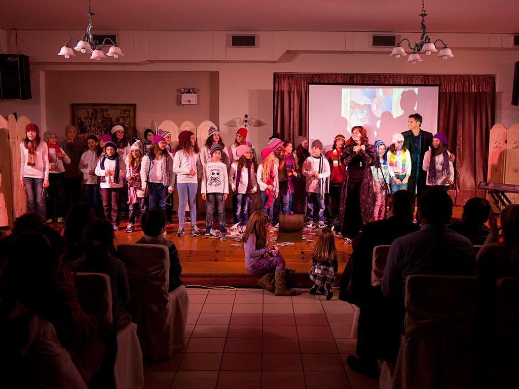 Ωδείο Πύλου - Τμήμα μουσικής προπαιδείας