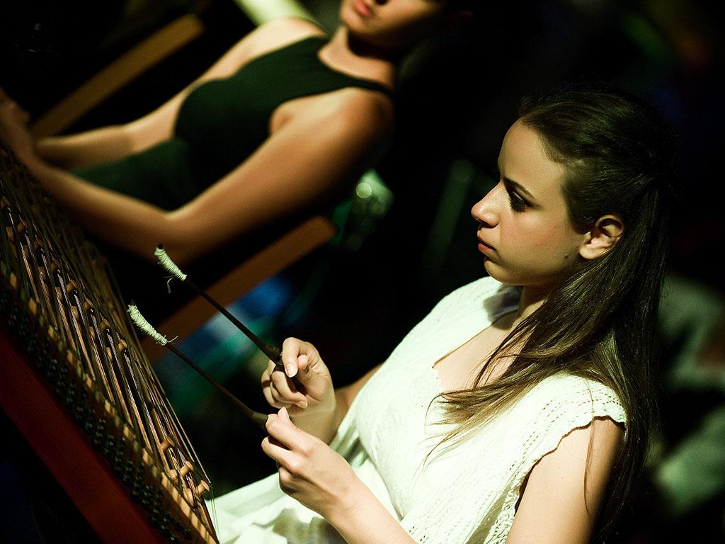 Ωδείο Πύλου - Τμήμα παραδοσιακής μουσικής - Σαντούρι