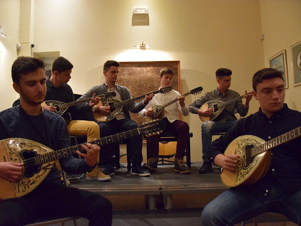 Ωδείο Πύλου - Τμήμα παραδοσιακής μουσικής
