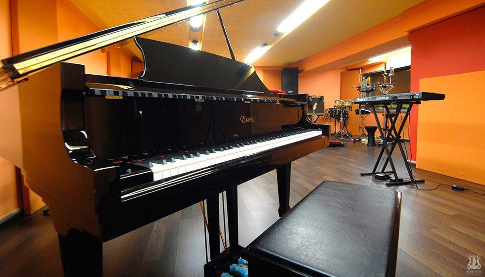 Ωδείο Πύλου - Σπουδές μουσική Πύλος - Μαθήματα πιάνου