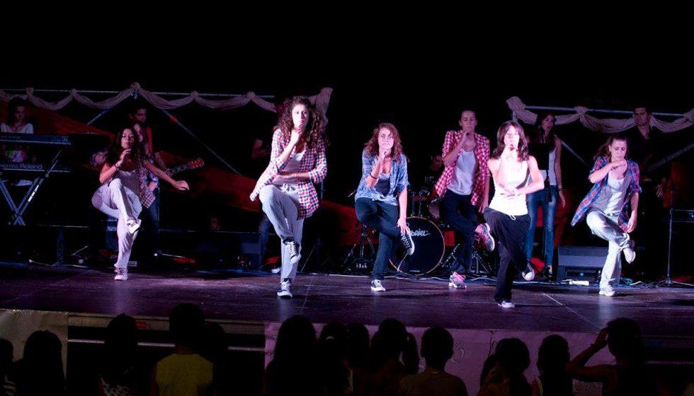 Σχολή Χορού Πύλου - Μοντέρνος χορός Πύλος - Παράσταση